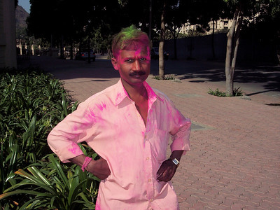 Holi  - India's festival of colors