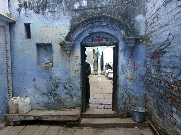 Colorful House (Varanasi)