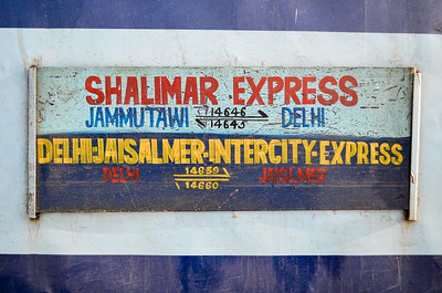 The Shalimar Express