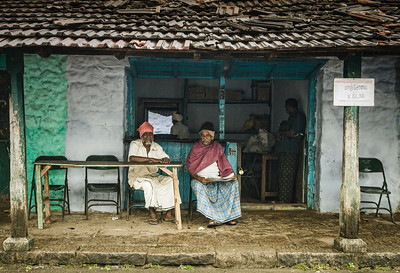 Manjolai Tea Stall