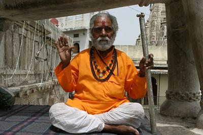 India, April 2015