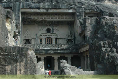 Ellora Caves near Mumbai