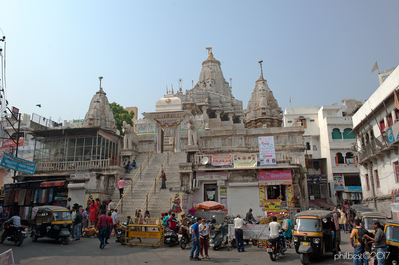 Shree Jagdish Temple