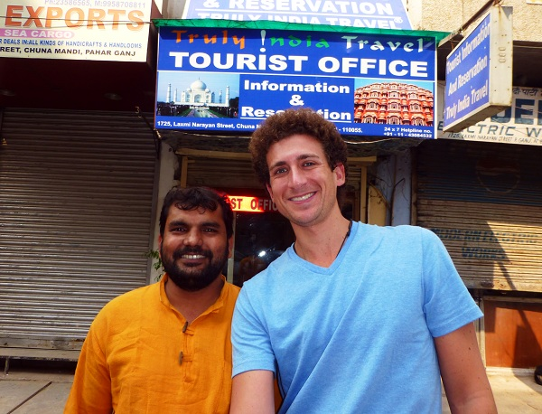 Ajay from Truly India Agency