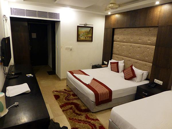 Hotel City Heights, Delhi