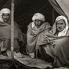 Bedouins at Daybreak - Pushkar