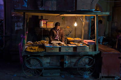 Sweets Vendor.  Jodhpur, India.