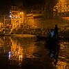 Upriver (Varanasi, India)