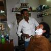 Shave in Pahar Ganj