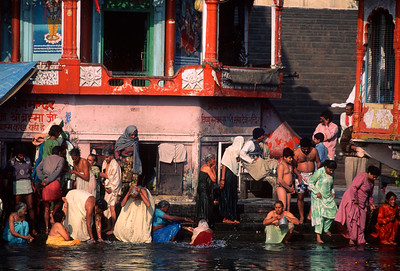 Haridwar in India
