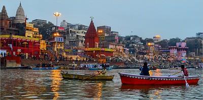 Red Ganges