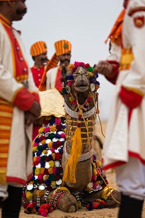 Maru Mahotsav Desert Festival (Jaisalmer, India)
