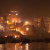 Hindu Cremation Ceremonies in Varanasi