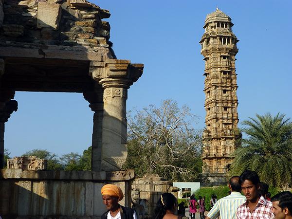 Victory Tower, Chittorgarh Fort