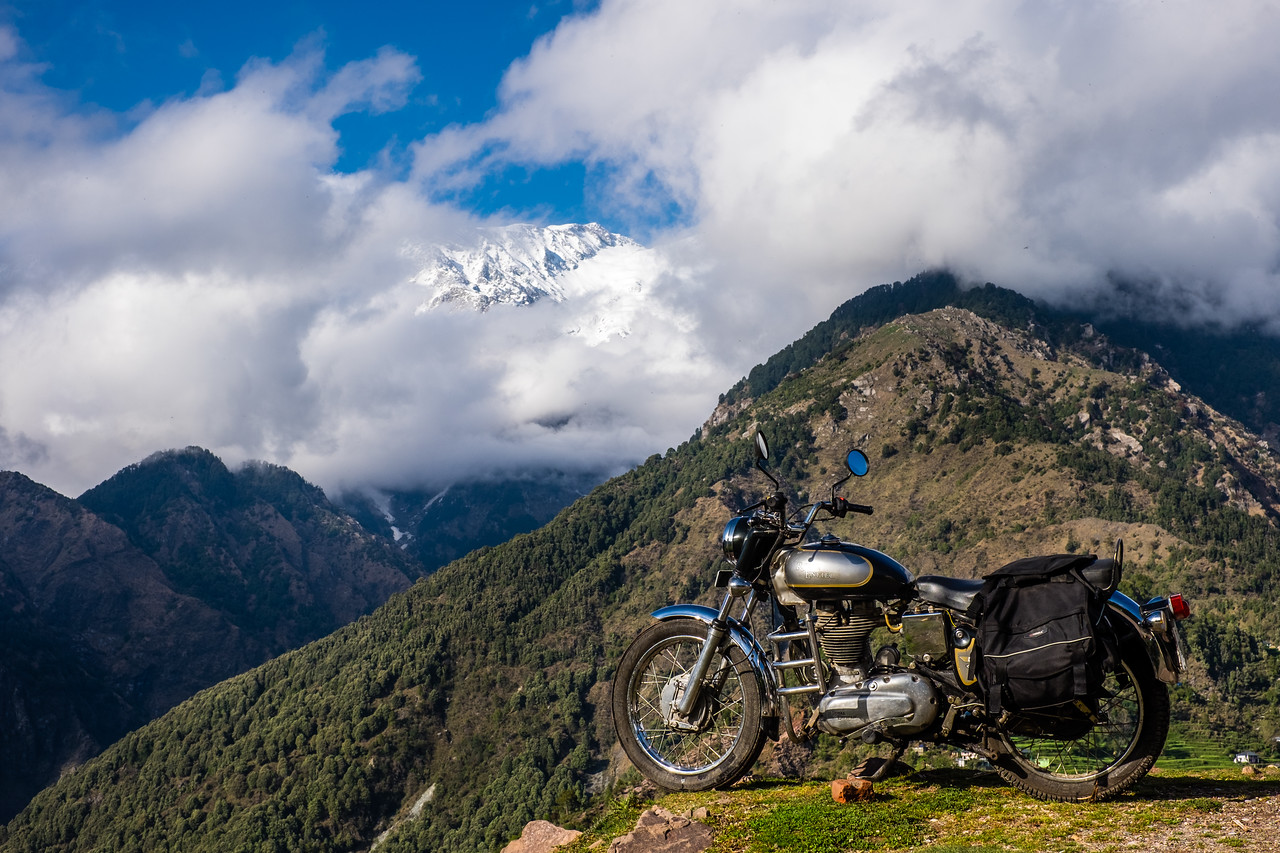 Himalaya Motorcycle Tour