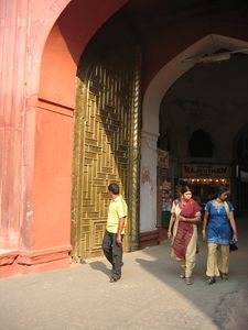 Red Fort Gates