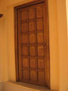 Those grand doors!