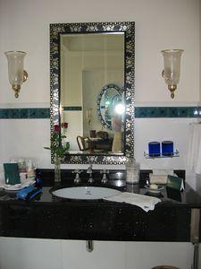 That mirror!