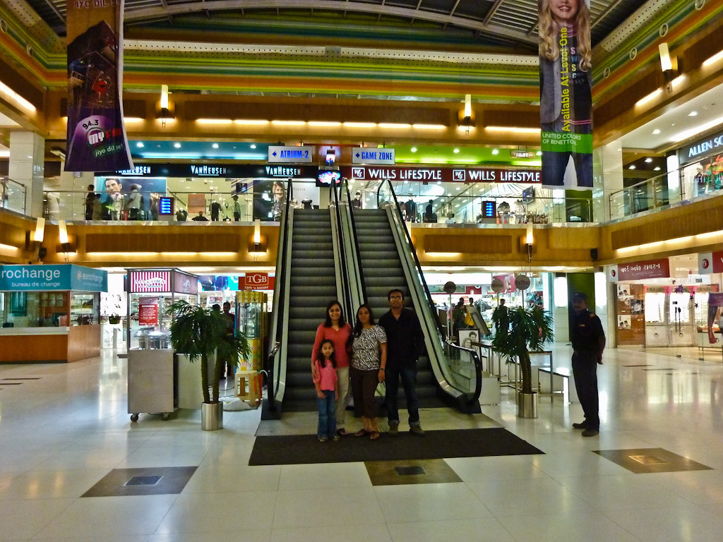 I beleive this is Reliance mall.