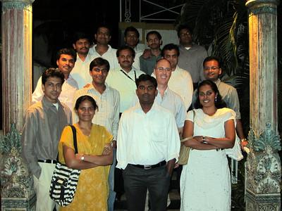 India October 2010