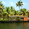 Kerala backwaters stretch for hundreds of miles down the coast.