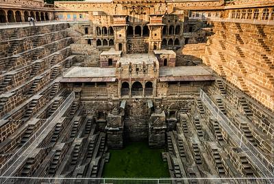 Step well, near Jaipur.