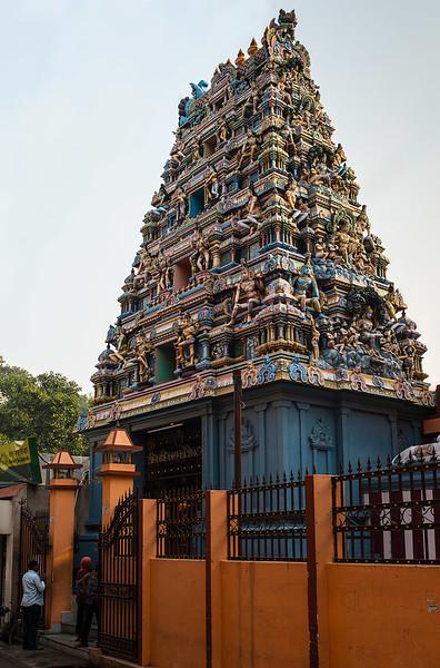 Small temple in Varanasi