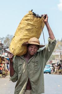 Main Street, Antsampanana, Madagascar