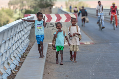 Enroute to F Dauphin, Madagascar