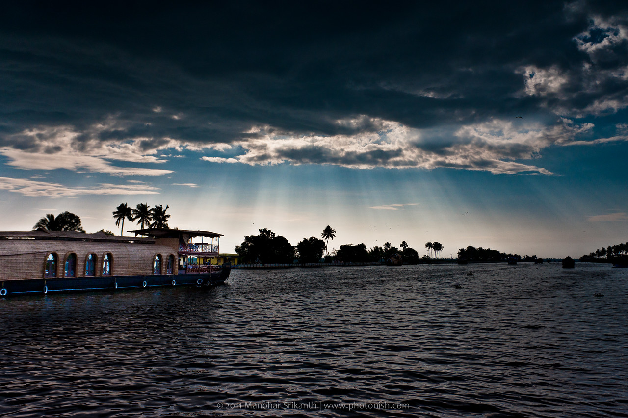 House Boat in Kerala