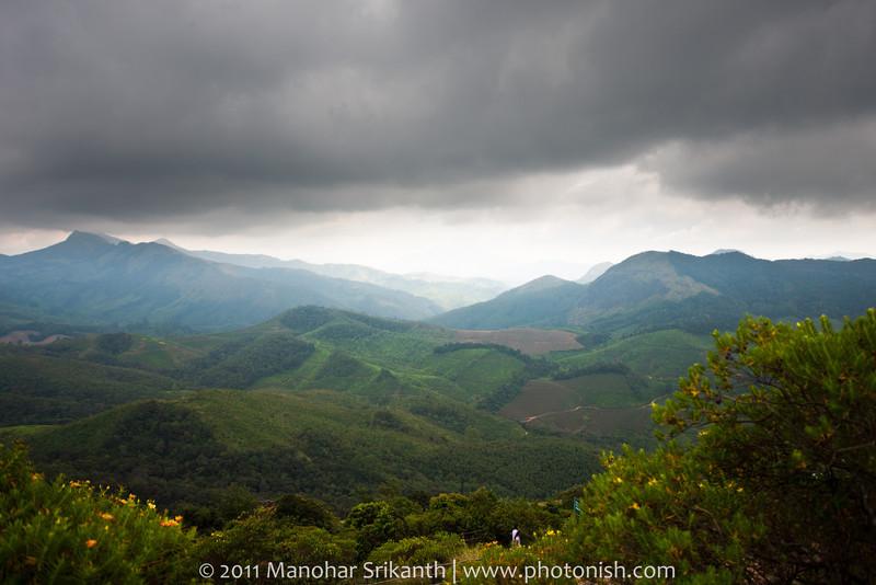 Eravikulam National Park, Kerala.