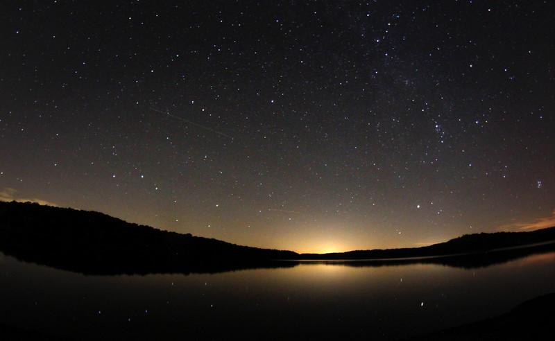 Patoka Lake and The Big Dipper
