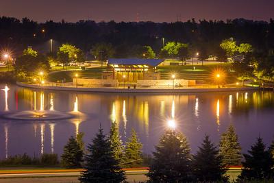 Centennial Park Munster