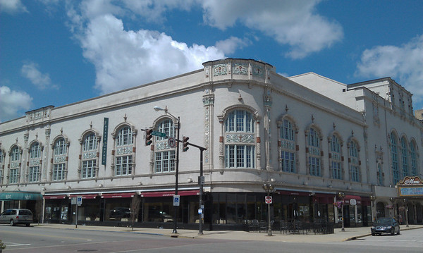 Morris Performing Arts Center - South Bend, IN