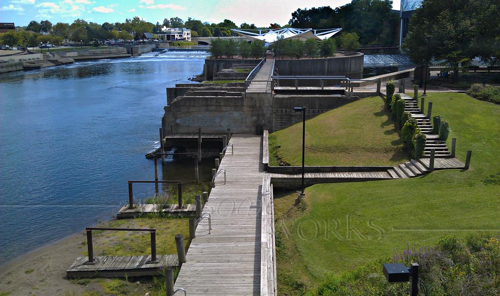 St. Joe River Dam - South Bend  [fx]