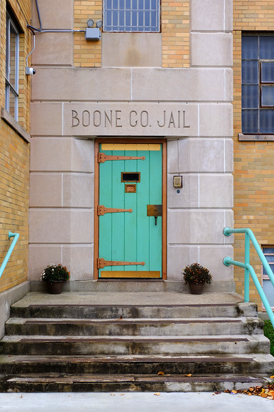 Old Boone County Jail