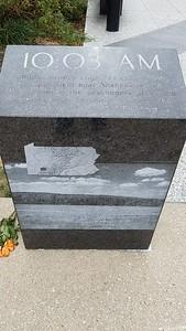 9/11 Memorial (info on Shanksville PA)