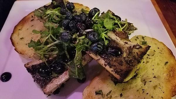Union 50 Restaurant  - Roasted Bone Marrow