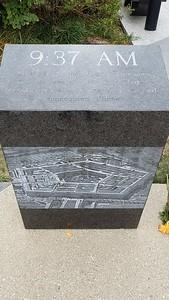 9/11 Memorial (info on the Pentagon)