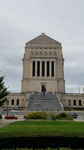 Indiana War Memorial (WWI)