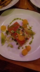 Union 50 Restaurant - Melon Salad