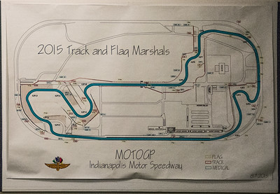The Track Map