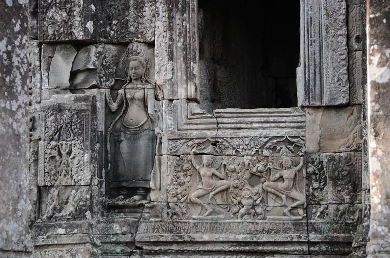 Angkor Thom Temple.