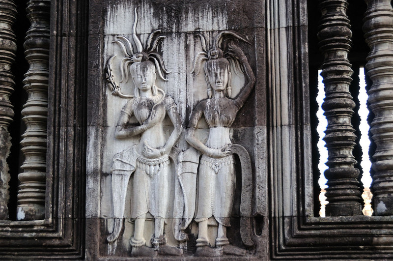 Angkor Wat Temple.