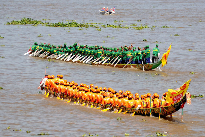 The Water and Moon Festival.