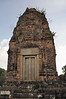 Prasat Pre Roup photographed from the east.