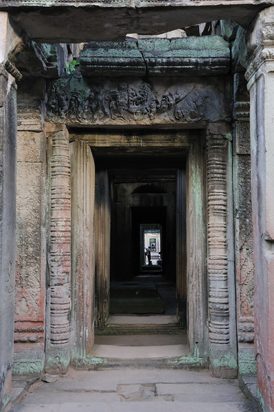 Preah Khan Temple.
