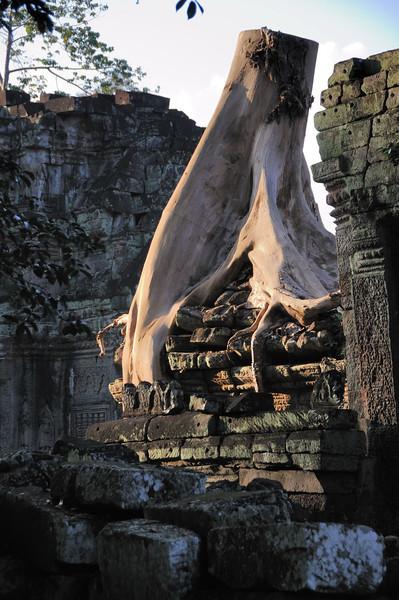 Preah Khan Temple.