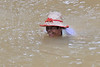 Keeping cool - Tonlé Sap Lake.