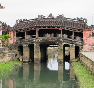 The Japanese Bridge, Hoi An.
